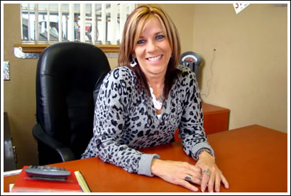 Cindy Vanpool, Owner